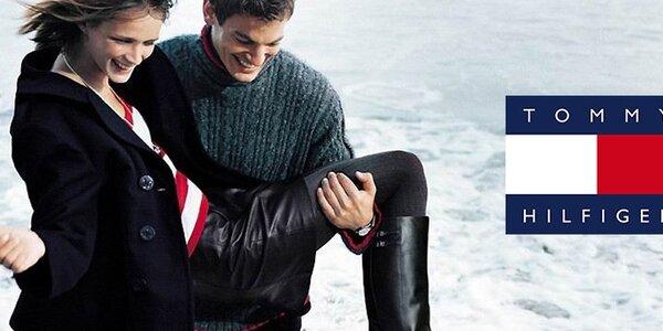 Dámské oblečení Tommy Hilfiger - klasický americký styl