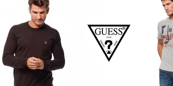 Pánské oblečení Guess