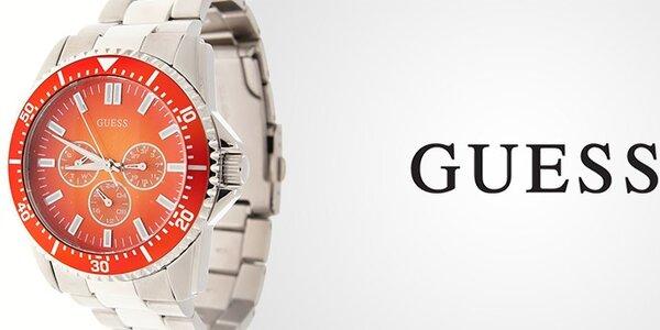 Dámské a pánské hodinky Guess