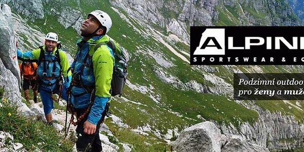 Alpine Pro - sportovní značka českých olympioniků