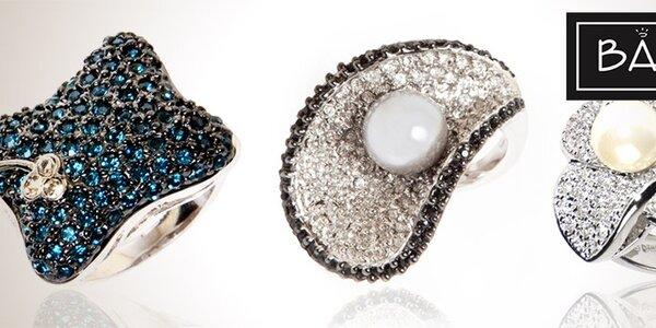 Dámské šperky Bague a Dames