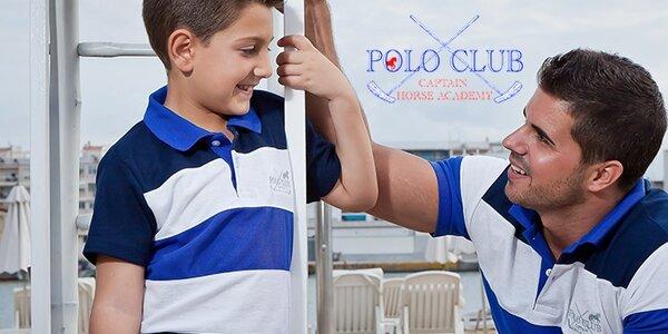 Pánská golfová móda Polo Club