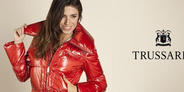 Dámské oblečení a doplňky Trussardi - elegantní italská móda