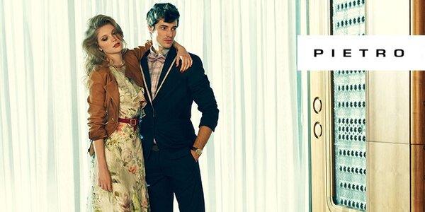 Pietro Filipi - vytříbená elegance a styl pro náročné muže i ženy