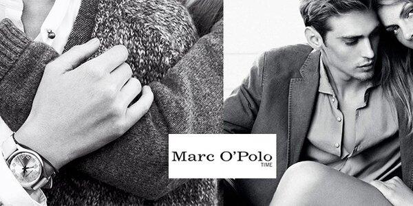 Dámské a pánské hodinky Marc O'Polo