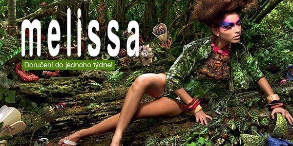 Dámské boty Melissa - designový skvost na vaší noze