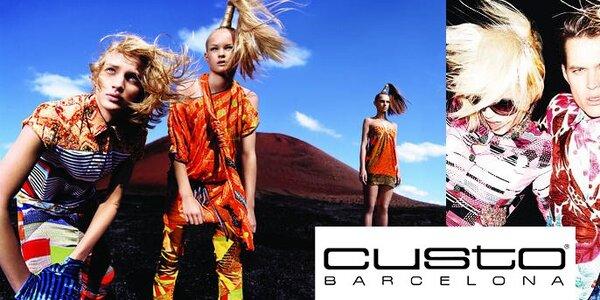 Dámské oblečení Custo Barcelona