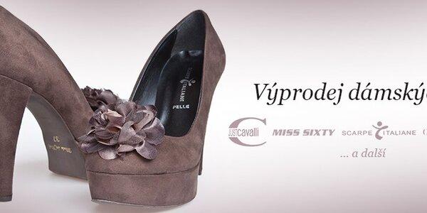 Výprodej dámských bot