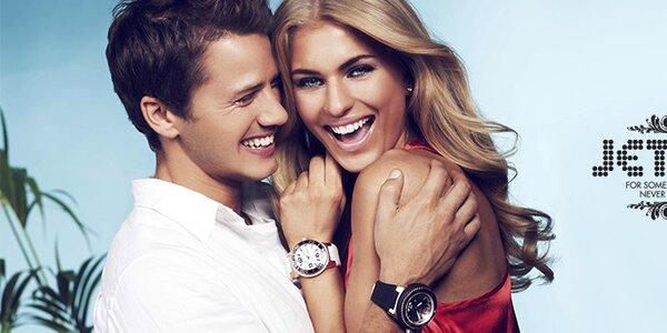 Pánské a dámské hodinky Jet Set