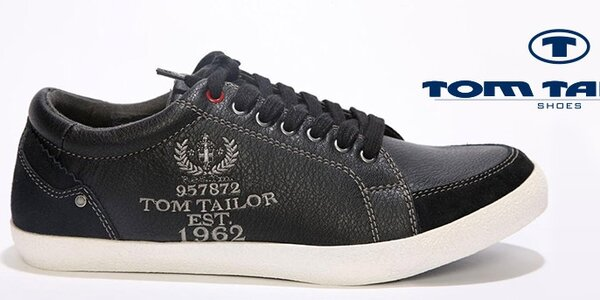 Dámské a pánské boty Tom Tailor - ležérní vintage styl i nové streetové trendy