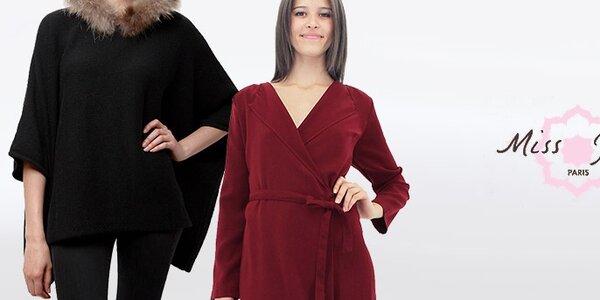 Dámská móda Miss June - francouzská elegance a šarm