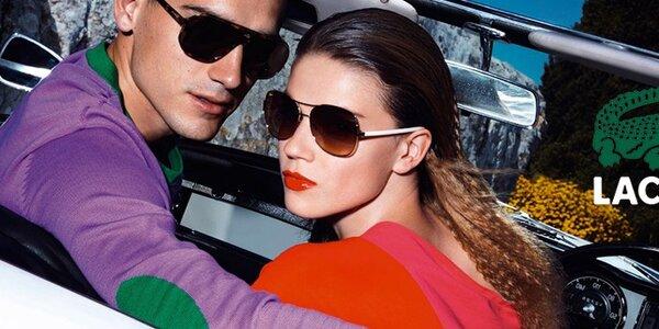 Lacoste - dámské a pánské sluneční brýle