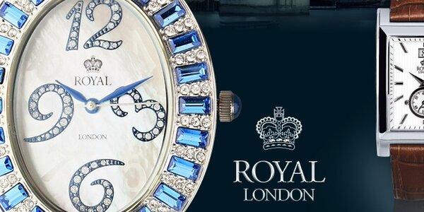Dámské a pánské hodinky Royal London