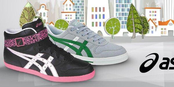 Pánské a dámské boty Asics