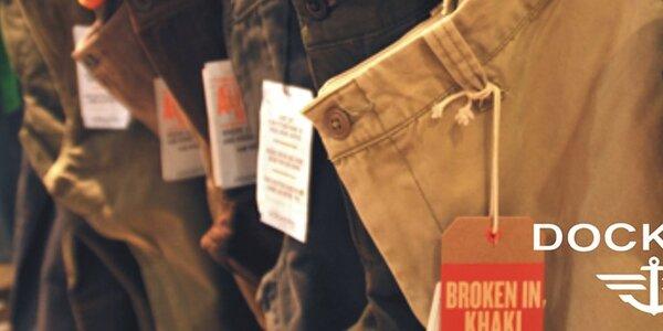 Pánské oblečení Dockers