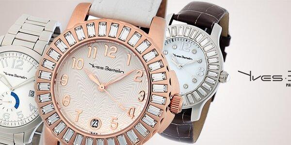 Dámské a pánské hodinky Yves Bertelin