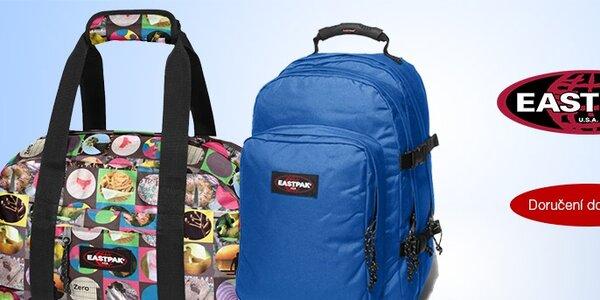 Eastpack - designové tašky s potiskem