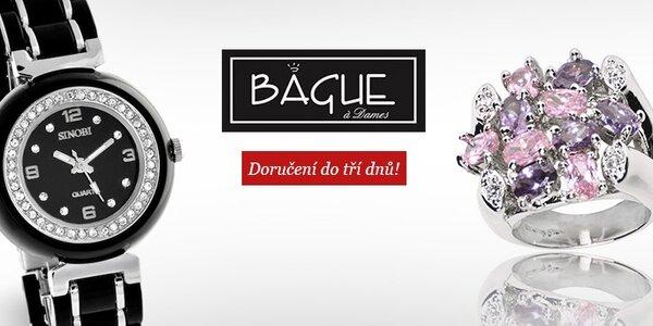 Originální šperky Bague a Dames