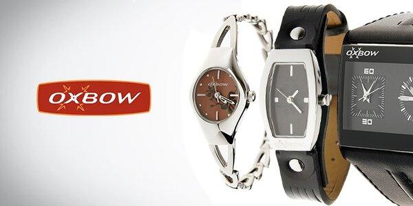 Dámské a pánské hodinky Oxbow