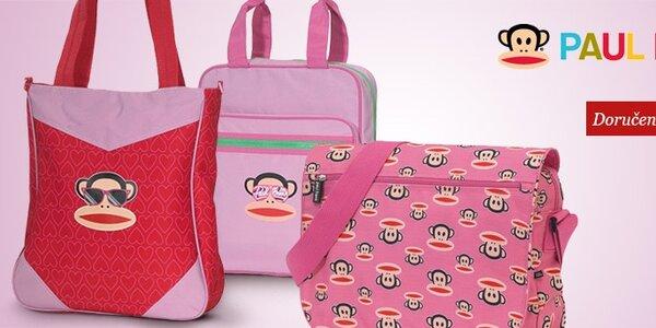 Paul Frank - tašky s vtipným potiskem