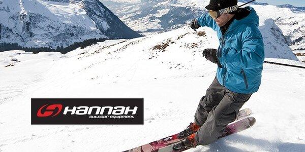 Pánské sportovní oblečení Hannah - připravte se na zimní sezónu