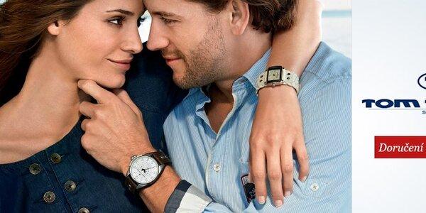 Tom Tailor - dámské a pánské hodinky