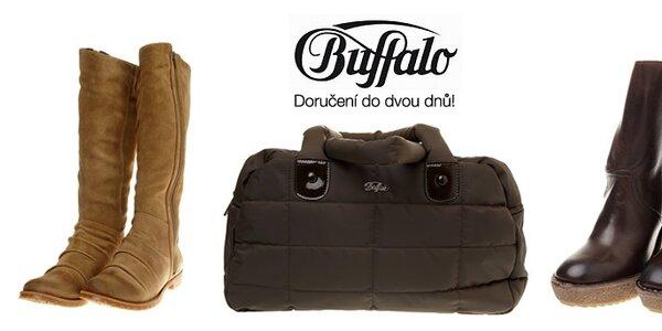 Dámské boty a kabelky Buffalo - design, který si zamilujete