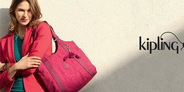 Dámské kabelky Kipling - design inspirovaný džunglí