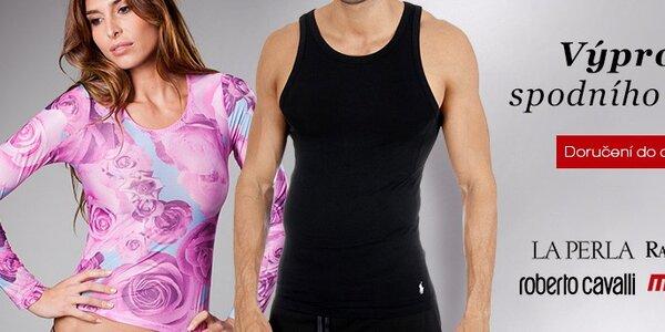 Výprodej dámského a pánského spodního prádla