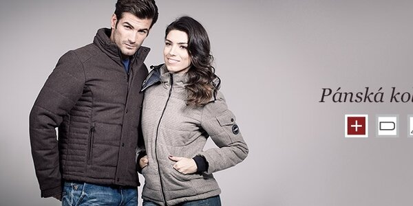 Pánské oblečení More Down Eight - pro více stylu a elegance