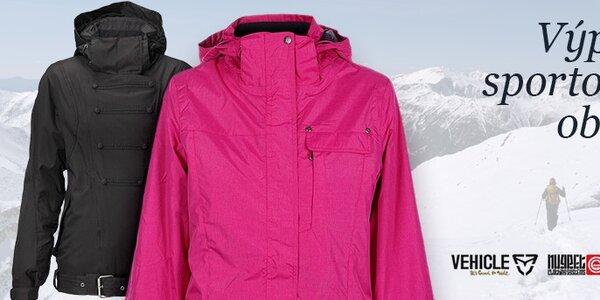 Kvalitní funkční oblečení na hory - Vehicle, Nugget, Fundango