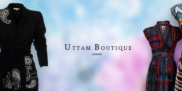 Dámské oblečení Uttam