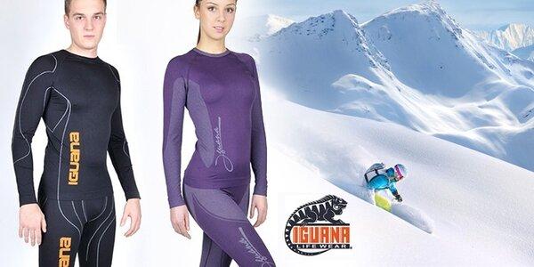 Iguana - kvalitní funkční prádlo pro muže a ženy