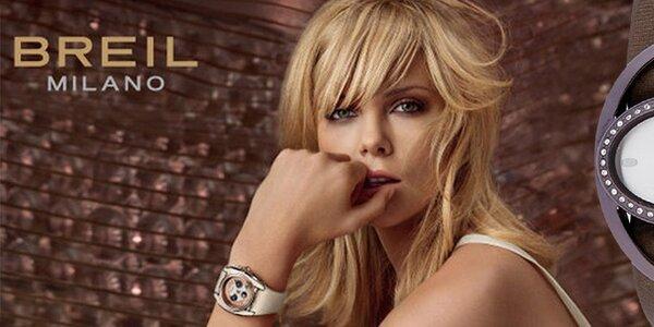Elegantní dámské a pánské hodinky Breil