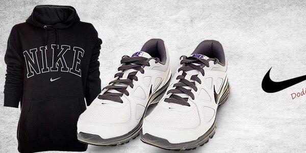Dámské a pánské boty a mikiny Nike