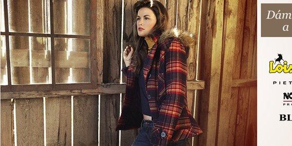 Zima ještě nekončí - dámské bundy, kabáty a vesty