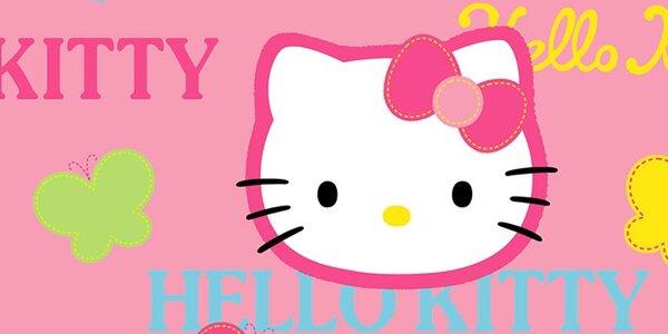 Hello Kitty - dětské oblečení a doplňky