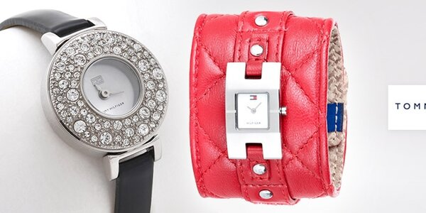 Dámské a pánské hodinky Tommy Hilfiger
