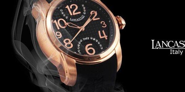 Dámské a pánské hodinky Lancaster - osvědčená švýcarská kvalita