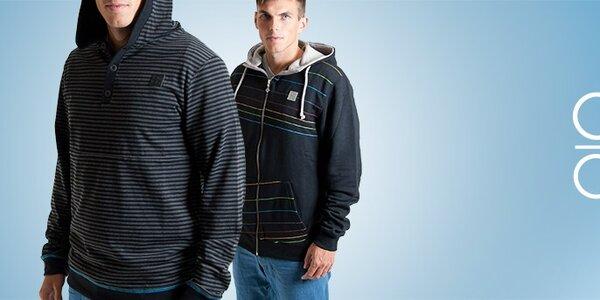 Pánské mikiny, trička a košile Chico jsou originální a chic