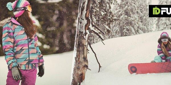 Dámské zimní oblečení Fundango