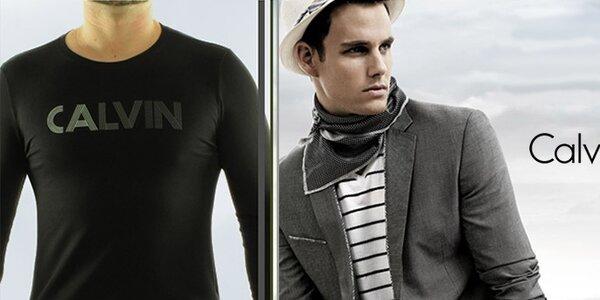 Pánská trička Calvin Klein