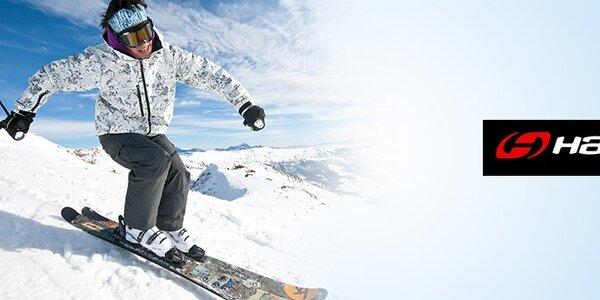 Hannah - to nejlepší na lyže a turistiku