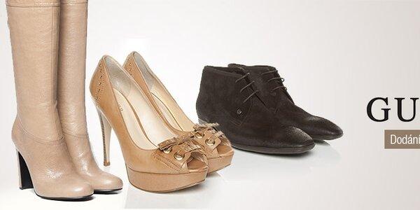Guess - dámská a pánská módní obuv