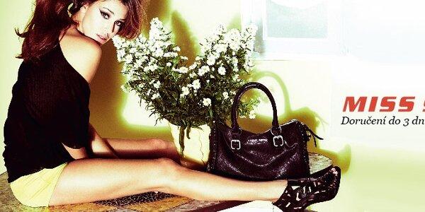Miss Sixty - mladá a sexy dámská móda