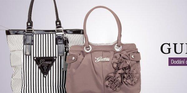 Guess - značkové kabelky, tašky a doplňky