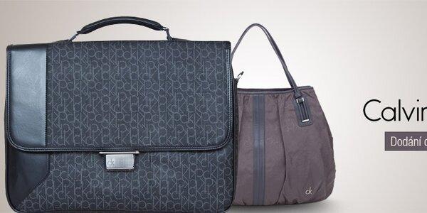 Calvin Klein - značkové kabelky, tašky a doplňky