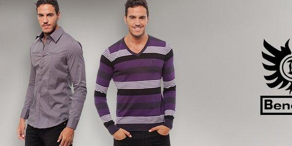 Pánské oblečení Bendorff - ve stylu smart casual