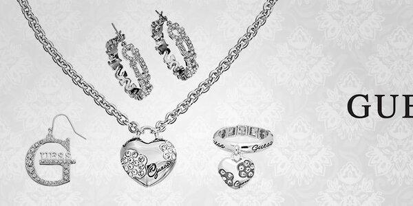 Guess - originální dámské ocelové šperky