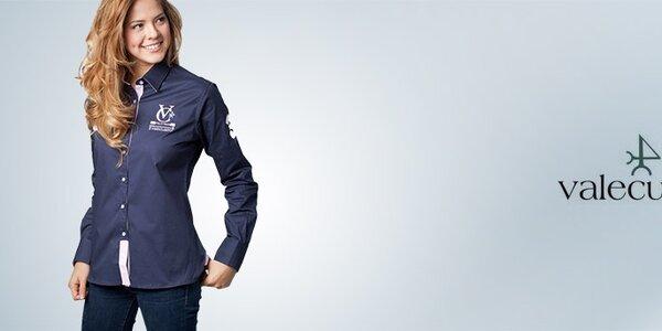 Valecuatro - luxusní dámské košile a pola